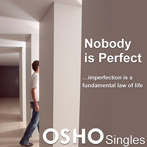 Nobody is Perfect audiobook cover art