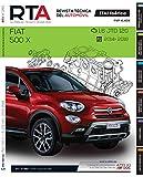 Documentación técnica RTA 283 FIAT 500X (desde 2014)