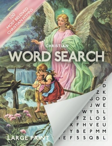 """Compare Textbook Prices for Christian Word Search - 100 most beloved christian hymns: 100 puzzles with solutions 