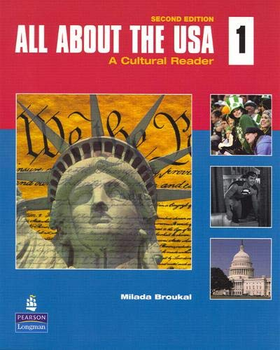 All About the USA 1: A Cultural Reader: Level 1