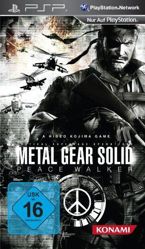 Metal Gear Solid - Peace Walker [Importación alemana]