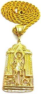 san lazaro gold chain