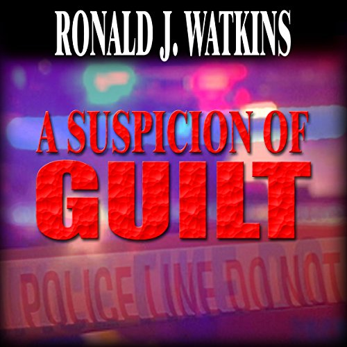A Suspicion of Guilt cover art