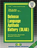 Defense Language Aptitude Battery (DLAB)(Passbooks) (Career Examination Series)