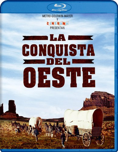 La Conquista Del Oeste: Edicion Especial Blu-Ray [Blu-ray]