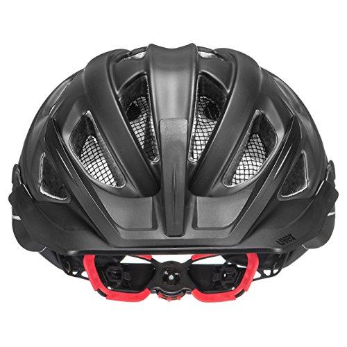 uvex(ウベックス)ヘルメットcitylightドイツ製LED内蔵4107520217アンスラサイトマット56-61cm