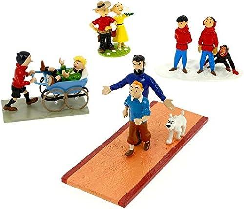 descuento de ventas en línea Figura Pixi   Moulinsart  De Popol & Virginie Virginie Virginie a Tintín - 46229 (2007)  n ° 1 en línea