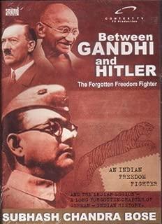 Subhash Chandra Bose: Between Gandhi and Hitler Movie DVD by Thomas Uhlmann Anja Freyhoff