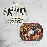 DVD2点BTS 防弾少年団 2019 DANCE PRACTICE COLLECTION防弾少年団 RM シュガ ジン ジェイホープ ジミン ブィ ジョングクKPOP DVD