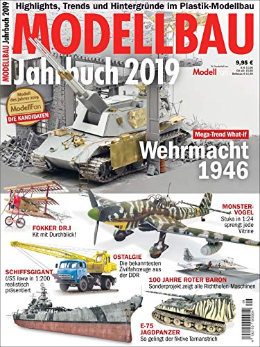 Modellbau Jahrbuch 2019