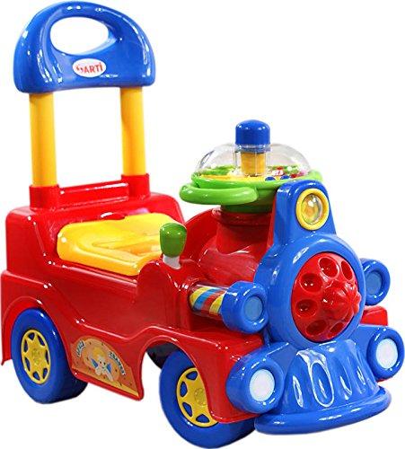 oiture de jouet pour bébé ARTI 406 Train-new Red Trainers Formateurs pour enfants
