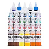 Dynamic Tattoo Ink - Master Collection 1oz Color Set