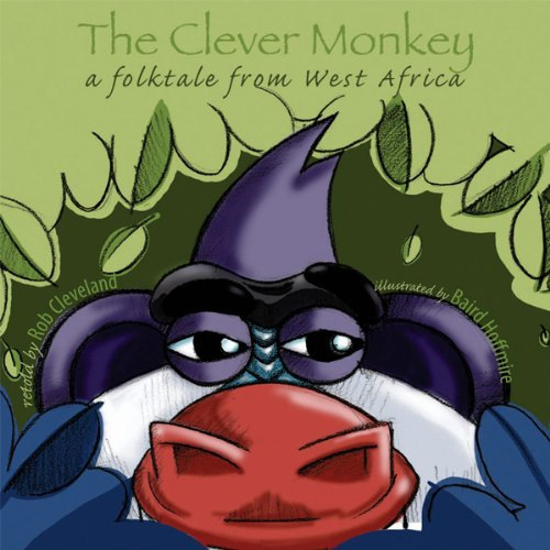 The Clever Monkey Rides Again cover art