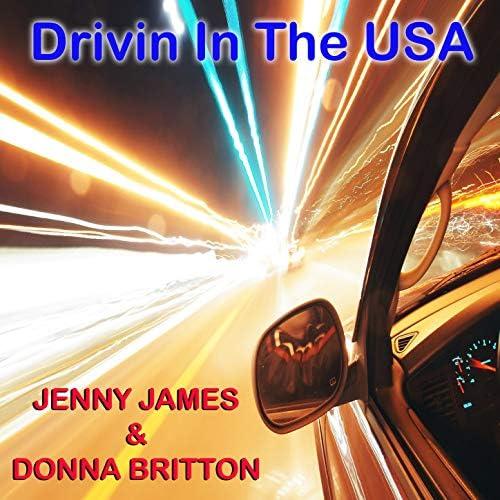 Jenny James & Donna Britton