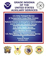 Grade Insignia of the United States Auxiliary Services