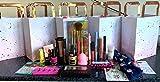 Bolsas de lujo para mujer y adolescentes, fiestas de maquillaje y mimo, con zoom virtual, con 16 fabulosos artículos para fiestas de pijama
