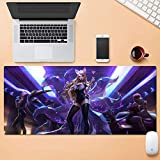 Tappetino XXL Per Mouse e PC Gaming Mouse Mat Grande Mouse...