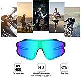 Zoom IMG-2 duduking occhiali da ciclismo polarizzati