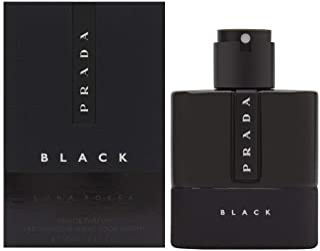 Prada Luna Rossa Black Eau De Parfum for Men, 50ml