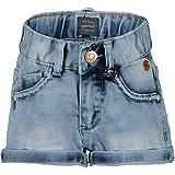 Babyface Girls Shorts Jogg Jeans Shorts kurz 9108230, Fb. Light Blue Denim (Gr. 86)