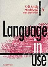 Language in Use Split Edition Intermediate Self-study workbook A with answer key