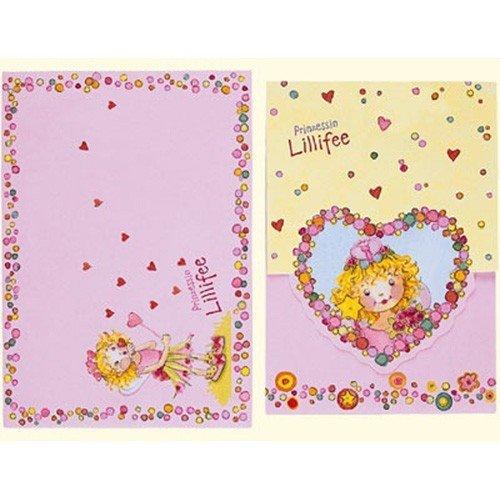 Spiegelburg 8819 Einladungskarten Prinzessin Lillifee (8 Stck.)