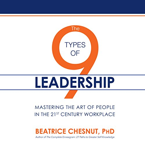 The 9 Types of Leadership audiobook cover art