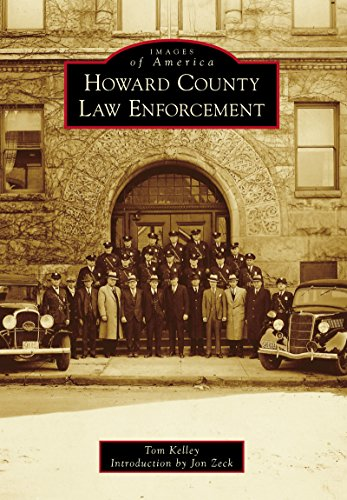 Howard County Law Enforcement (Images of America)