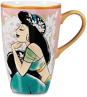 Disney Store Aladdin Art of Jasmine Mug - Pink