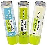 Natur Lippenpflege-Set FUN: Lippenbalsam...