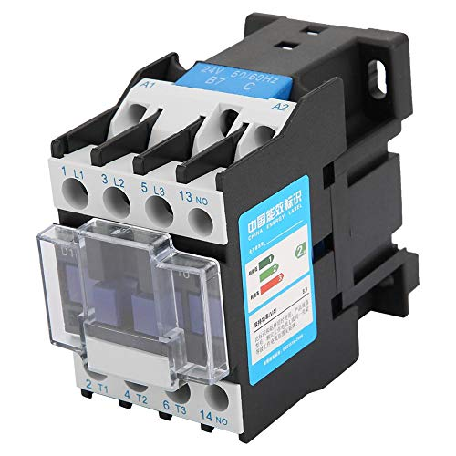 Bobina del contactor del montaje en carril de la CA 24/36/48/110 / 380V del contactor CJX2-1810 de 3 polos(380V AC)
