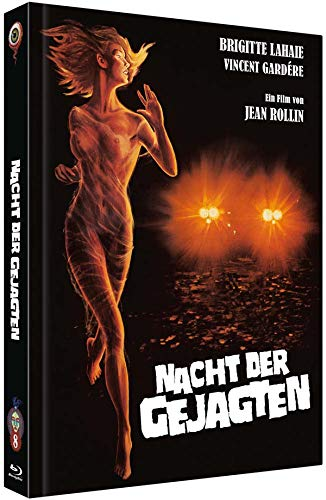 Nacht der Gejagten - Jean Rollin Collection No. 8 - 2-Disc Limited Edition (Blu-ray & DVD - Limitiertes Mediabook auf 350 Stück, Cover A)