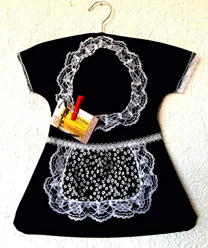 Klammerkleid, Wäscheklammerbeutel, Klammerkleidchen, Clothespin Bag