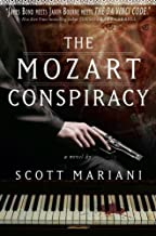 The Mozart Conspiracy: A Novel (Ben Hope) by Mariani, Scott (March 22, 2011) Hardcover