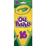 CRAYOLA LLC CRAYOLA OIL PASTELS 16 COLOR SET (Set of 12)