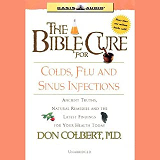 The Bible Cure for Colds, Flu, and Sinus Infections audiobook cover art
