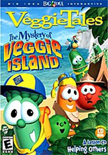 VeggieTales: The Mystery of Veggie Island - PC
