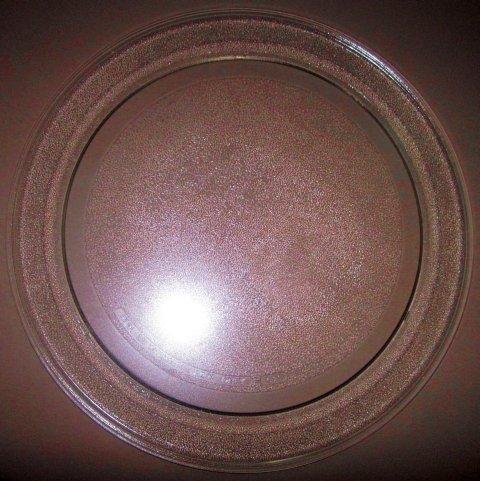 Mikrowelle Drehteller UNI DU = 360mm / 36.0 cm / Mikrowellenteller / Glasteller für Mikrowelle / Ersatzteller / Ersatz-Drehteller