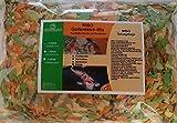 MIBO Gartenteich Mix 3000ml Teichpflege Futter Gartenteich Flocke Sticks Gammarus Pellets