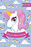 Libro para colorear unicornios para nios: Ms de 30 diseos hermosos de unicornios para colorear...