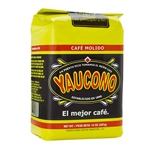 Cafe Yaucono Ground Coffee 14oz