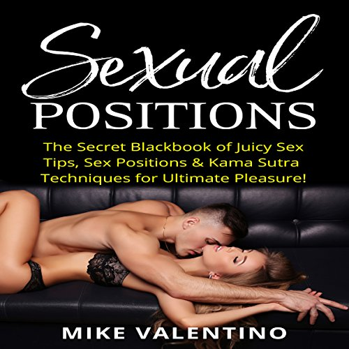 Sexual Positions audiobook cover art