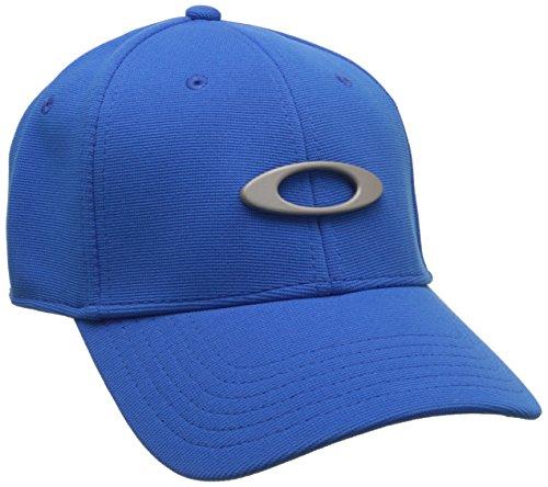 Oakley Apparel and accessories Herren TINCAN Cap Stretch Fit Hats, Ozone, L/XL