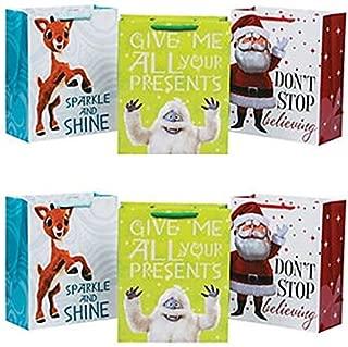 Best reindeer noses gift bags Reviews