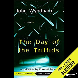 The Day of the Triffids  audiobook cover art