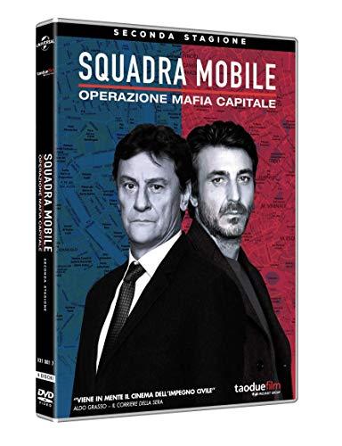 Squadra Mobile - Stagione 02 (3 Dvd) (1 DVD)