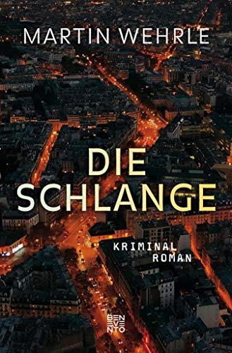 Buchseite und Rezensionen zu 'Die Schlange: Kriminalroman' von Wehrle, Martin