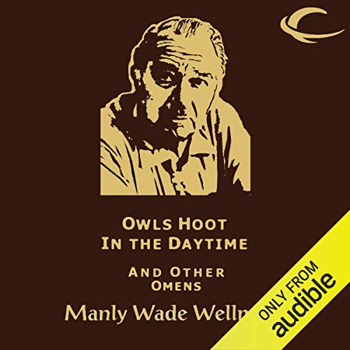 Owls Hoot in the Daytime and Other Omens audiobook cover art