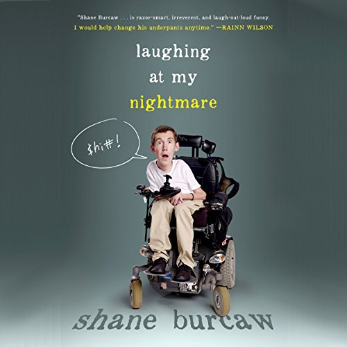 Laughing at My Nightmare audiobook cover art