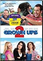 Grown Ups 2 [DVD] [Import]